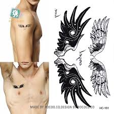 2pcs lots 2017 direct selling real korean tattoos small fresh