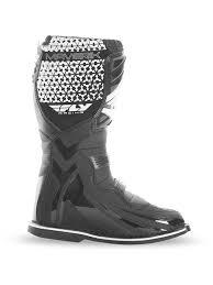 motocross boot repair fly racing black 2016 maverik kids mx boot fly racing
