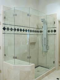Frameless Glass Shower Door Kits by Bathroom Frameless Shower Doors Frameless Shower Glass Doors