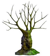 spooky tree 04 png stock by jumpfer stock concept art