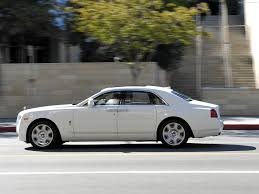 roll royce side rolls royce ghost 2010 picture 39 of 133