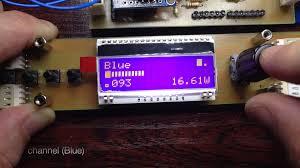 diy reef led controller