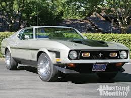 Black Fox Mustang 1971 Ford Mustang Mach 1 Pewter U0026 Black Photo U0026 Image Gallery