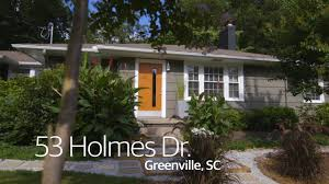 53 holmes dr greenville sc home for sale youtube
