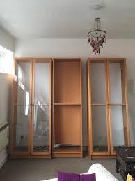 ikea billy bookshelves x3 in didsbury manchester gumtree