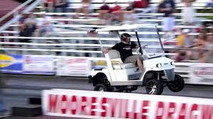 macsboost gsxr golf cart part two mooresville dragway youtube