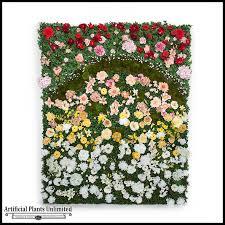 Silk Flower Plants - silk flowers artificial flower walls artificial plants unlimited