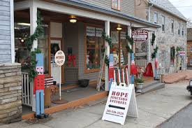antiquing hope area chamber of commerce hope nj
