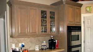 staining kitchen cabinets cost dark stained can you stain grey