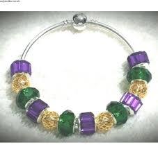 charm bracelet murano glass images Discount handmade european style mardi gras charm bracelet murano jpg