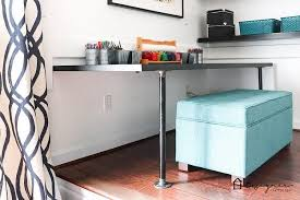 Pipe Desk Diy 21 Simple Diy Pipe Desk Plans You Can Build Your Own Desk