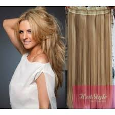 one hair extensions 20 one clip in hair weft extension