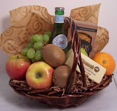Gourmet Gift Basket Fruit And Gourmet Gift Basket Local Delivery Only Accents Et