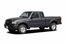 07 ford ranger specs 2007 ford ranger overview cars com