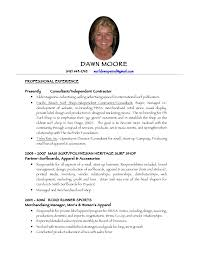 Sample Resume Philippines by Dawn Moore Resume