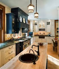 victorian kitchen design with gray glass shade byrneseyeview com