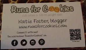 What Information Do You Put On A Business Card Runs For Cookies The Next Big Thing