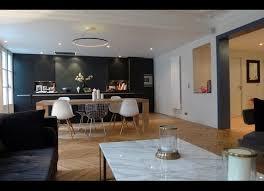 ouverture cuisine sur salon idee ouverture cuisine sur salon 9 1000 id233es sur le th232me