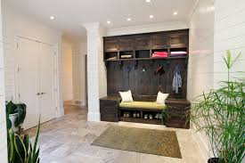 mudroom design ideas entry transitional with curved roof mud room