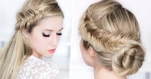 chignon mariage facile a faire coiffure fete facile a faire essai coiffure virtuel coiffure