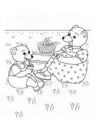 brown bear coloring pages eric carle coloring
