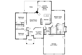 traditional house plans marcus 30 039 associated designs