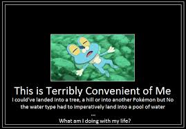 Rule 34 Memes - froakie water meme by 42dannybob on deviantart