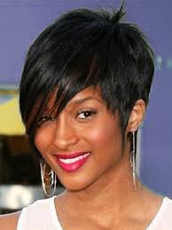 5 beautiful short haircuts oval faces african american cruckers