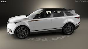 range rover land rover 2018 360 view of land rover range rover velar 2018 3d model hum3d store