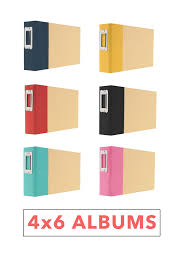 photo albums 4x6 500 photos furnitures 4x6 photo albums scrapbooks at kolo