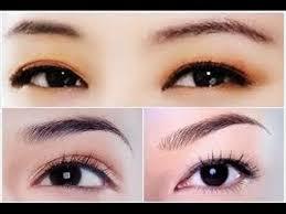 tutorial alis mata untuk wajah bulat ketahuilah inilah cara membentuk alis tanpa mencukur untuk wajah