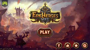 epic heros war top rated mulher rica