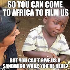 Film Memes - third world skeptical kid meme imgflip