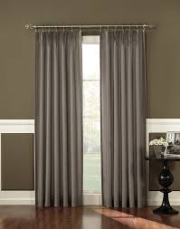 antoinette pleated back tab curtain panel curtainworks com