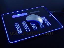 calculator hub mouse pad with usb hub and solar calculator solar calculator usb