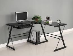 Executive Desk Games by Glass Workstation Desk Zamp Co