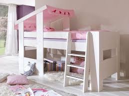chambre fille style romantique lit lit superposé enfant inspiration mezzanine pour ado great