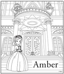 sofia the first premiere party ideas u0026 coloring sheets