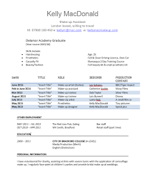 up to date cv template 5 different cv styles 1 thecallsheet co uk