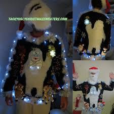 light up ugly christmas sweater dress image result for yeti ugly christmas sweater ugly sweater ideas