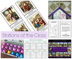 stations of the cross celebrating holidays