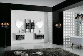 Black And Silver Bathroom Ideas Bathroom Black White Bathrooms Design Ideas Blue And White