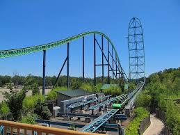 Six Flags Scary Rides Kingda Ka Great Adventures Sent From My Ipad Chun Yip So