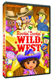 nickelodeon rootin u0027 tootin u0027 wild west u0026 bubble guppies on the