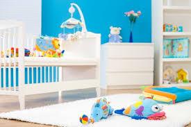 chambre bébé turquoise décoration chambre bébé garçon idées et astuces