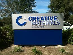 Wall Mural Signs By Sequoia Signs Walnut Creek Creative Materials Push Through Lightbox Sign Monument Signs