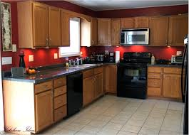 Kitchen Color With Oak Cabinets by Kitchen Colors With Oak Cabinets Home Decoration Ideas