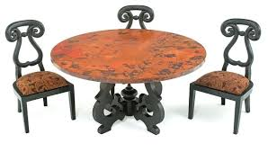 hammered copper dining table copper kitchen table copper dining tables copper captivating copper