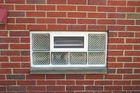 bathroom window exhaust fan glass block basement bathroom window vents dryer vents cleveland