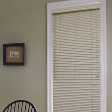 White Wood Blinds Home Depot 1 Inch Faux Wood Blinds